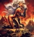 Boris Vallejo   Lady Demon