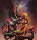 Boris Vallejo   Mirage04