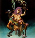 Boris Vallejo   Showtime