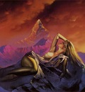 boris vallejo   wallpaper