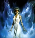 Boris Vallejo   White Angel