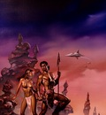 Boris Vallejo   Yesterday and Tomorrow
