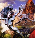 Boris Vallejo   freedom