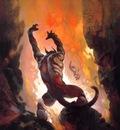 Frank Frazetta (Fire Demon HD)