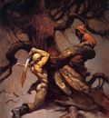Frank Frazetta (Tree Of Death HD)