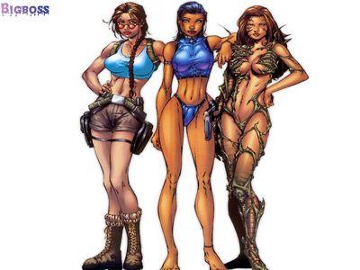 Comics Lara Fathom Witchblade