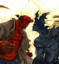 Hellboy VS Devilman