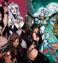 Lady death vamirella and witchblade fusion