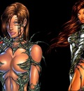 Witchblade sexxy