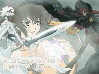 Final Fantasy Unlimited   Wallpaper 01 (1152x864)