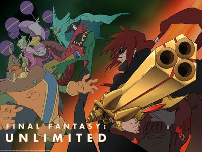 Final Fantasy Unlimited   Wallpaper 03 (1152x864)