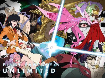 Final Fantasy Unlimited   Wallpaper 04 (1152x864)