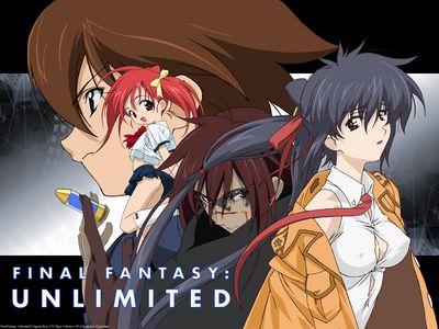 Final Fantasy Unlimited   Wallpaper 08 (1152x864)