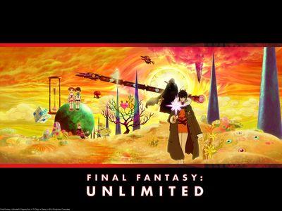 Final Fantasy Unlimited   Wallpaper 09 (1152x864)