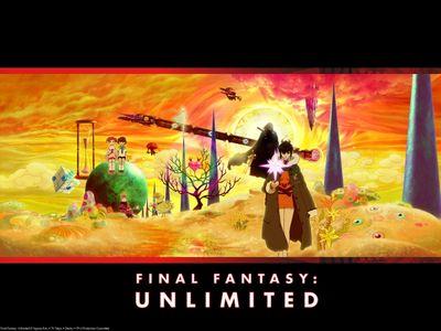 Final Fantasy Unlimited   Wallpaper 09 (800x600)