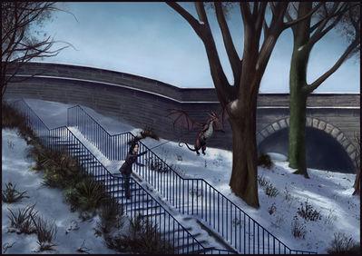 urban dragon sm