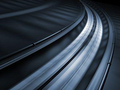rails blue