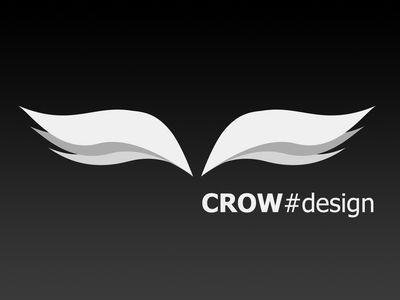 crow#design wallpaper