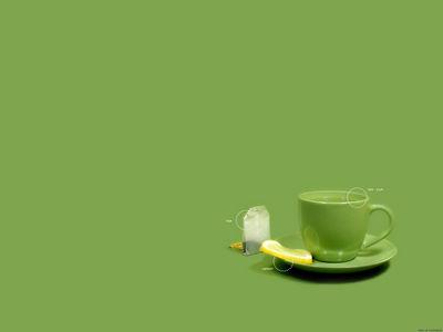 Cup of Tea     Hombre Abu  with description green