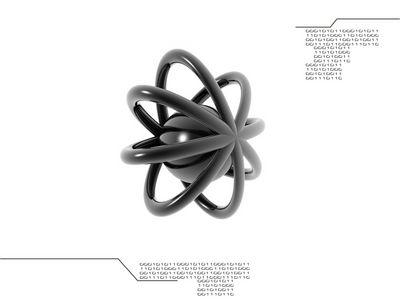 Nuclei 1024 Black