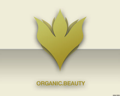 ORGANIC BEAUTY wallpaper yellow
