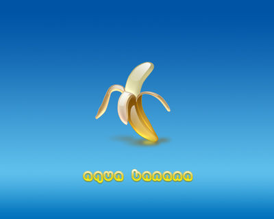 aqua banana 2