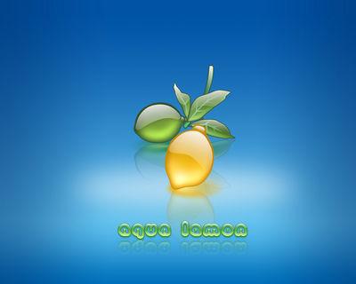 aqua lemon 1
