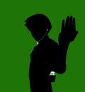rock lee   ipod   green