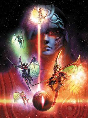 Legend of Dragoon Wallpaper4