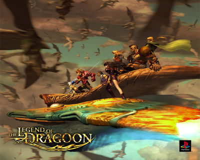 Legend of Dragoon Wallpaper6