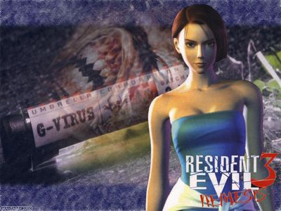 resident evil jill