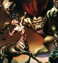 Boris Vallejo AmazonCentaur Demon