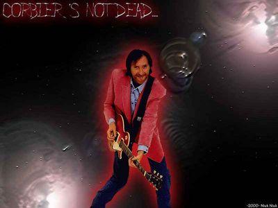 Corbier s not dead