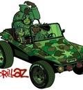 Gorillaz  BUGGY