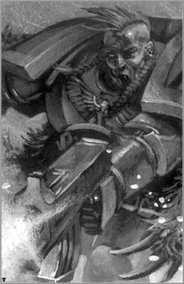 adrian smith space wolf