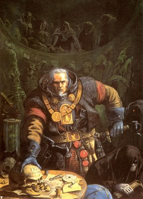 dave gallagher inquisitor gruendvald