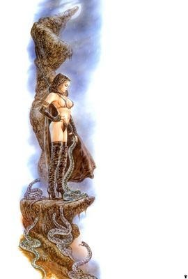 luis royo the serpents of the moon2
