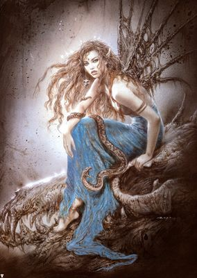luis royo theres no more wind