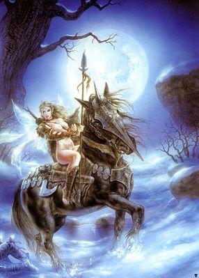 luis royo wings of dreams2