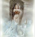 X Luis Royo  105 Transmutation