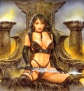 luis royo vertical to the column