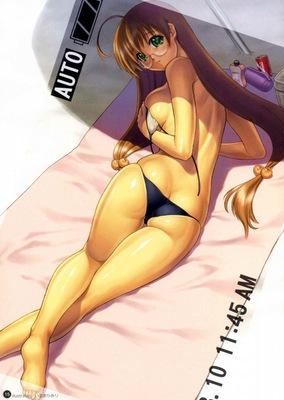 anime beautiful girl66749