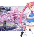 haruka summer2 wallpaper
