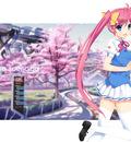 haruka summer wallpaper