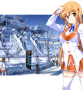 mirai wallpaper kuuchuu winter