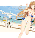 mirai wallpaper large iizuki bikini2