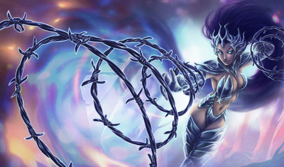 steel zyra by amhariss d5aew09
