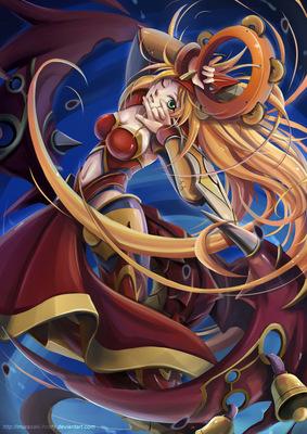 vanguard dragon dancer lourdes by murasaki hoshi d4n4beg