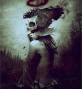 dark godess by streetx222 d5ksvei