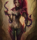 zyra rise of thorns by kittrix d5hzb69